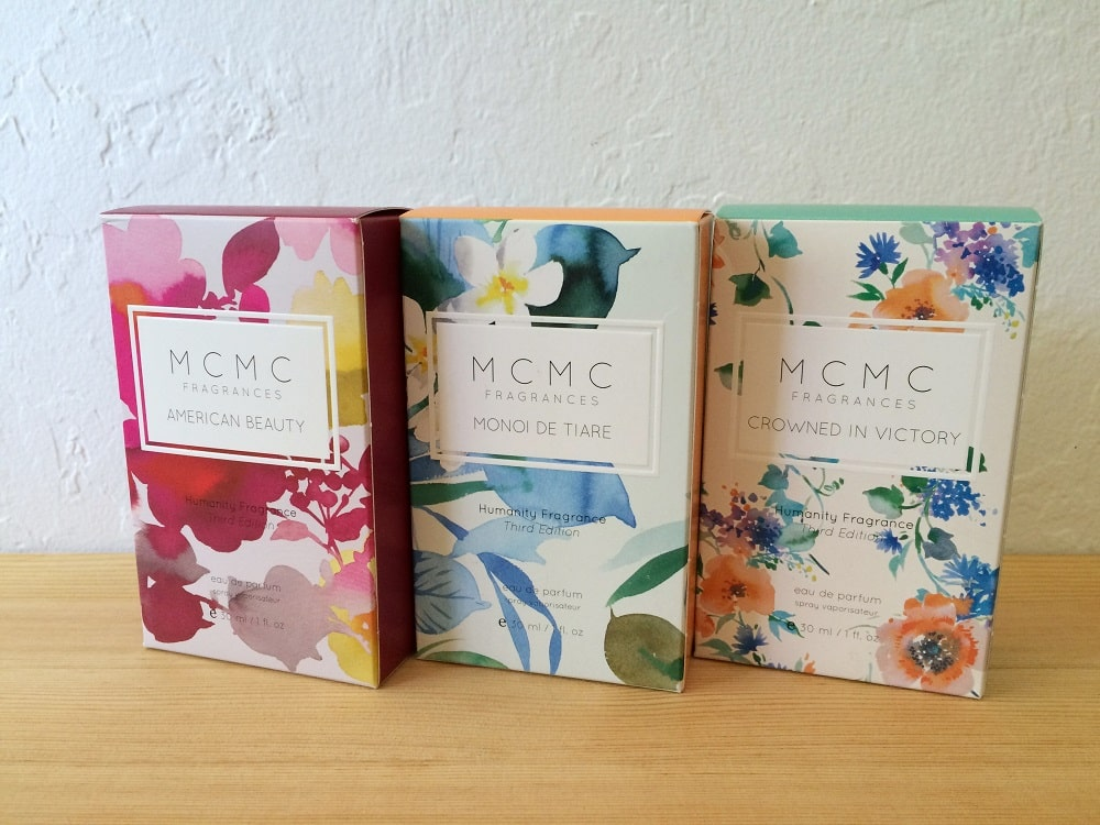MCMC Fragances