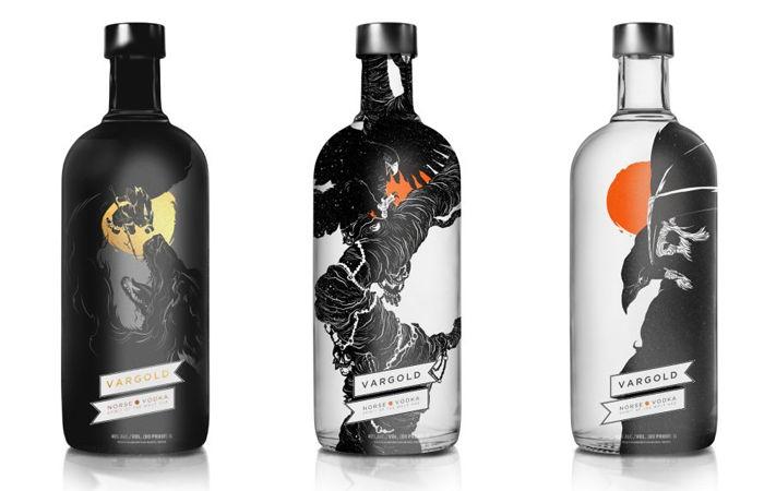 Concept vodka