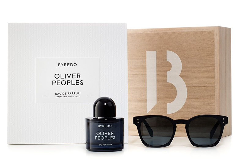 Oliver Peoples & Byredo Joint